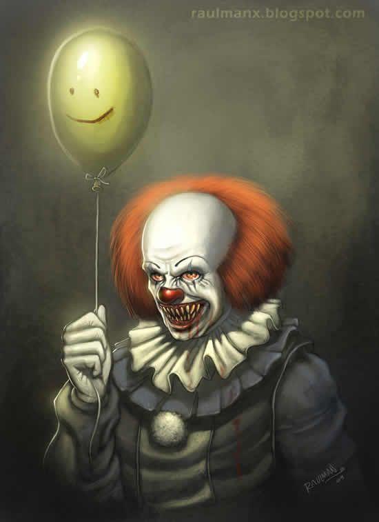 Les clowns maléfiques  0d543d90