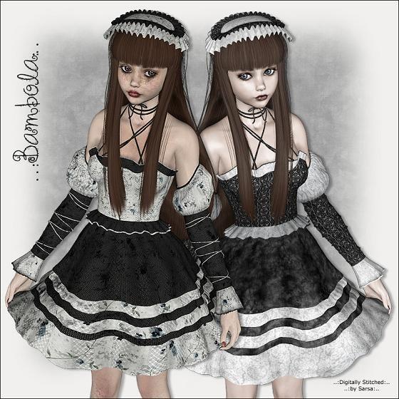 Les Lolitas gothiques 0qlsw4f4