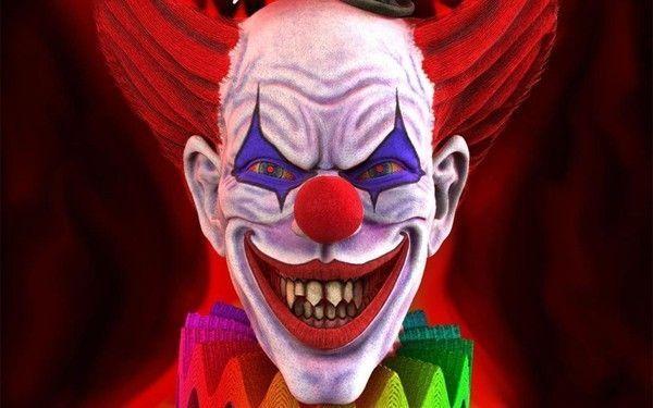 Clowns malefiques