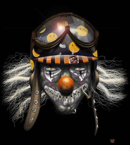 Les clowns maléfiques  8e125397