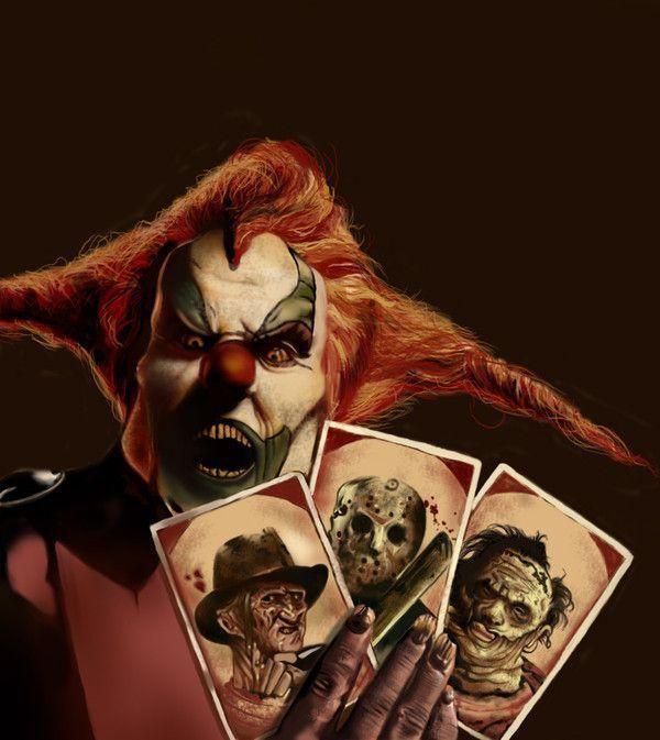 Les clowns maléfiques  92e290ab