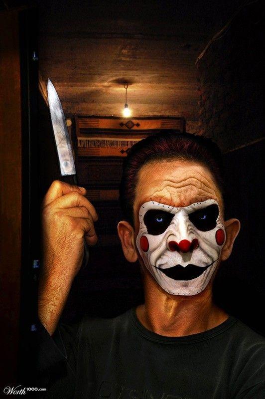 Les clowns maléfiques  93fe7d14