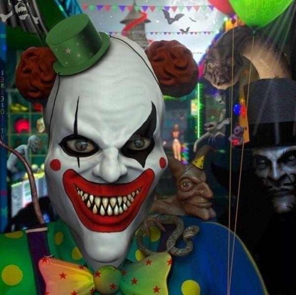 Les clowns maléfiques  99416e0a