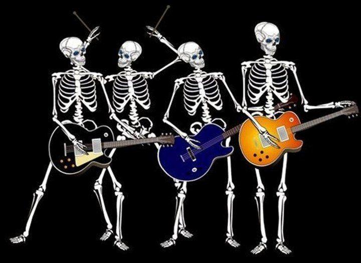 скачать песню рок скелет